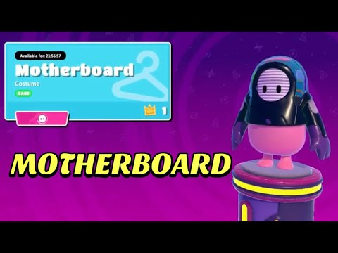 Fall Guys Item Shop MOTHERBOARD!!! (JUNE 7TH, 2021) [Fall Guys Ultimate Knockout]
