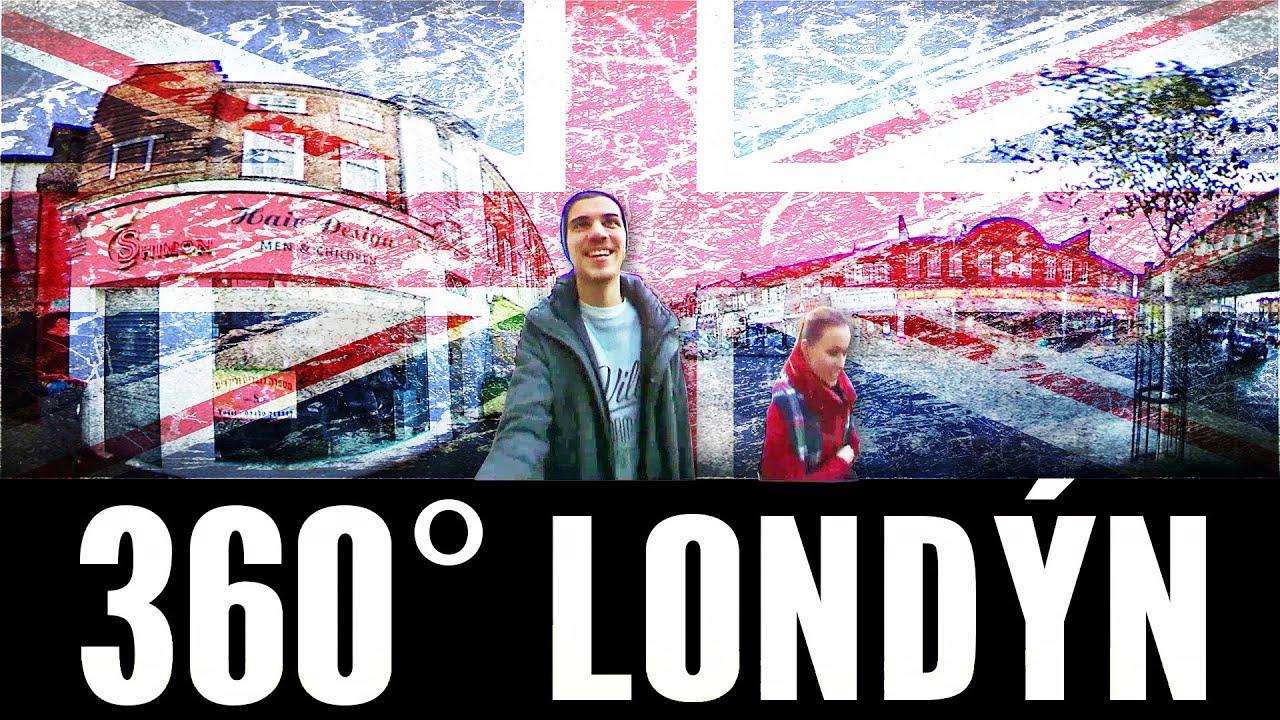 360° VLOG - LONDÝN │GOGOMANTV