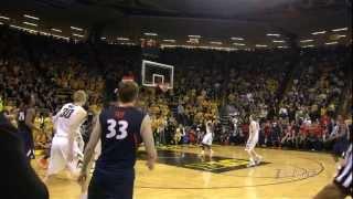 Illinois Basketball Highlights at #24 Iowa 3/8/14