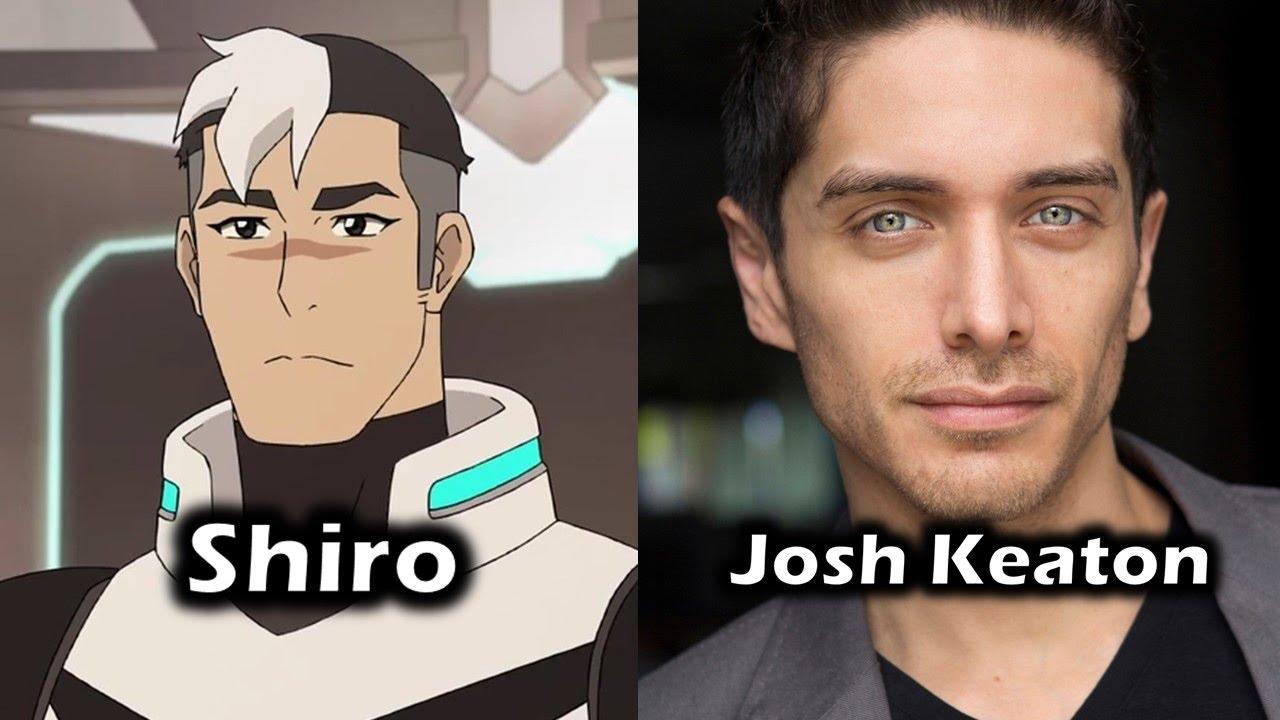 Download Characters and Voice Actors - Voltron: Legendary Defender (Season 2)