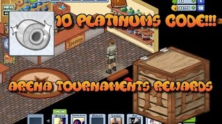 Miscrits WoC - Free Platinums link (Code is in the video) & Arena Tournament Rewards thumbnail