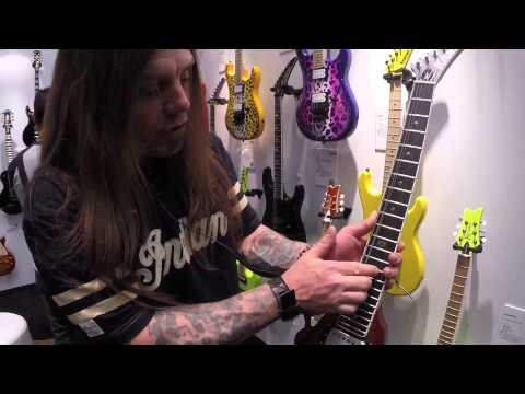 NAMM 2015 - Kramer Guitars I GEAR GODS