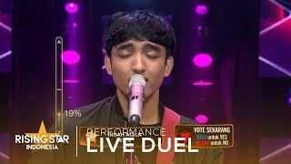 "Reza Darmawangsa ""Too Much To Ask"" 