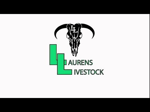 Laurens Livestock Auction Barn
