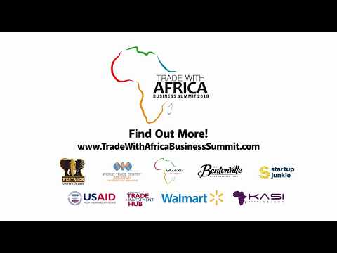 Sponsorship invitation : Trade with Africa Business Summit 2018