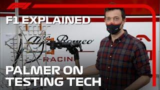 F1 Explained: Testing Technology