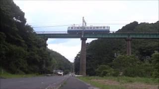 【伊豆急行】2015初夏・走る100系電車