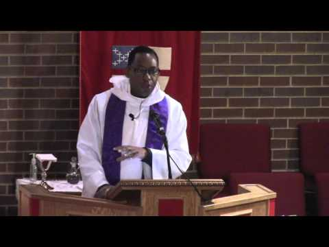 """Press On"" by The Rev Dr Fulton L Porter III 3 13 2016"