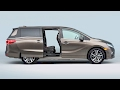 2018 Honda Odyssey special features
