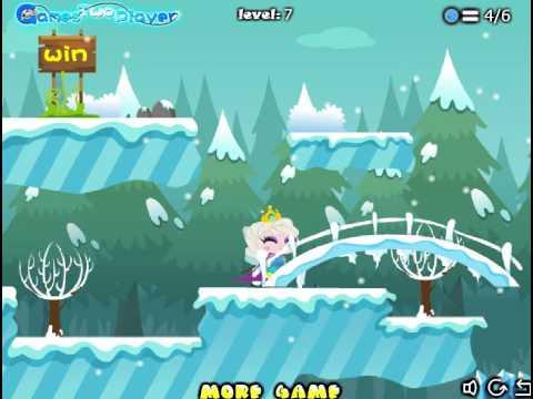игра холодное сердце онлайн 2 серия