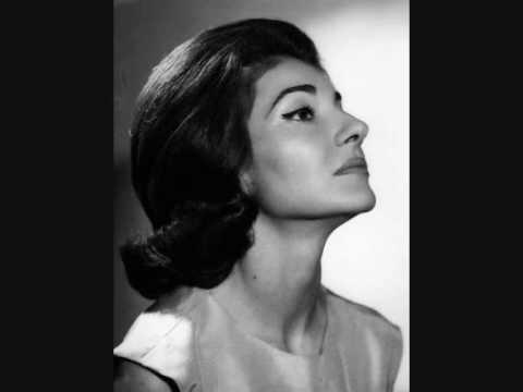 Maria Callas. Casta diva. Norma. V. Bellini. Live La Scala 1955.