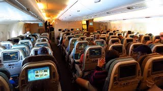 TRIP REPORT | 5* Singapore Airlines A380 (ECONOMY) | Singapore to London Heathrow | Full Flight!