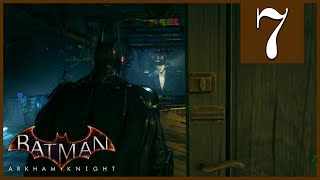 Catwomen Batman Arkham Knight Episode 7