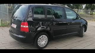 VW Touran дизель, с родным пробегом! Автомобили из Европы на заказ.