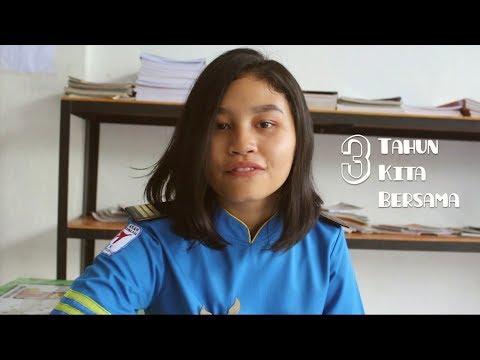 #COVER - 3 TAHUN KITA BERSAMA - Lagu kenangan angkatan 4 SMK Manajemen Penerbangan Pekanbaru