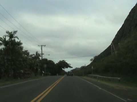 "Oahu ""Around The Island"" Drive Timelapse"