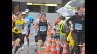Tokyo marathon.東京マラソン・2010・by hiro
