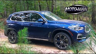 2019 BMW X5 xDrive 40i (G05) FIRST DRIVE REVIEW: Closing in on the Porsche Cayenne . . .  (2 of 2)