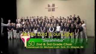 ESM 2nd and 3rd Grade  Siyahmba