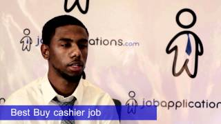 Best Buy Interview - Cashier