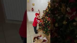 Tre Accendi Lalbero Di Natale