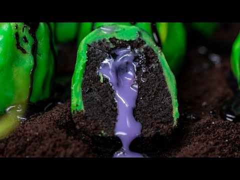 How to Make Area 51 Alien-Inspired Cake Desserts • Tasty