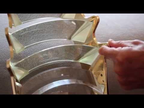 Harbor Beach Fresnel Lens Construction