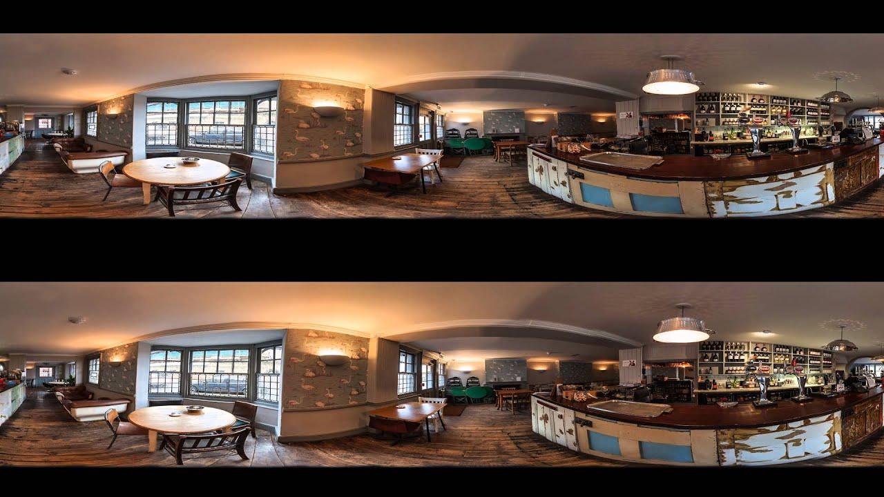 3D 360 VR Interior - YouTube