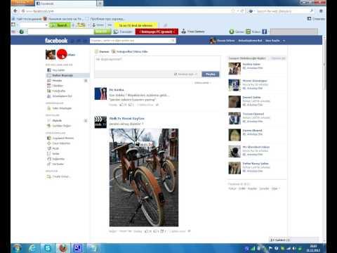Facebook Sayfa Kasma