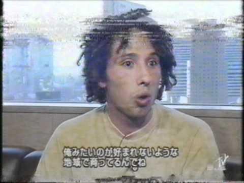 Rage Against the Machine  Zack de la Rocha  Interview 1997 Japan