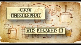 видео Бизнес по производству пива
