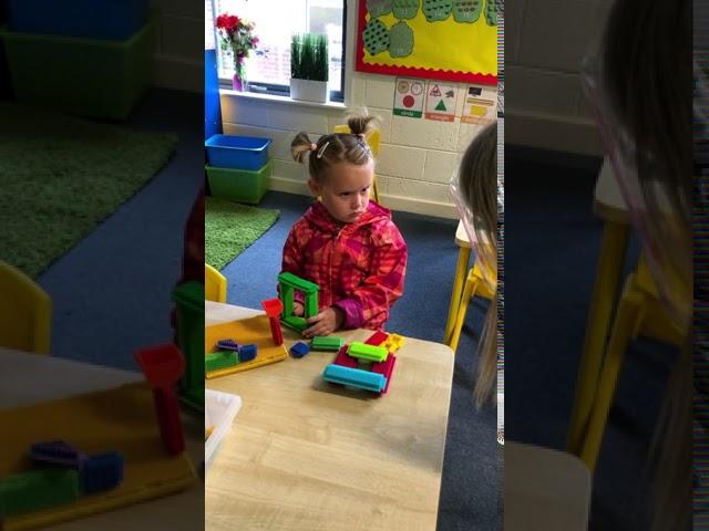 Junior Infants Meet their Teachers
