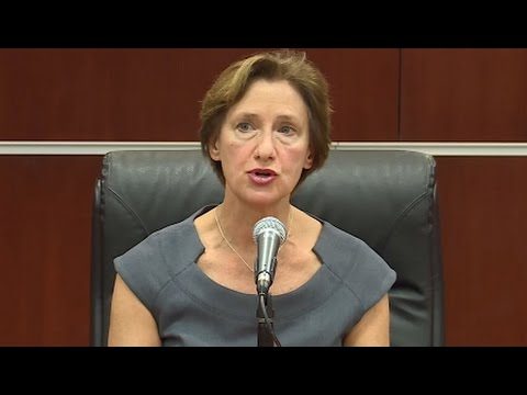 The People's Tribunal on the Iraq War, Day One: Barbara Wein