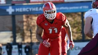 Derek Rivers College Highlights | Welcome to the Pats!