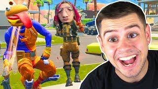 NOOB trifft LIL PUMP in Fortnite ..