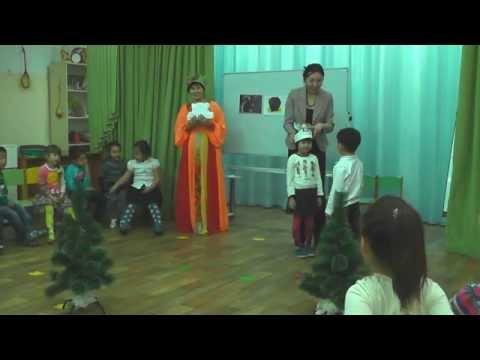 Интегрированное занятие Казахский язык и музыка