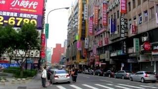 2017 [ 台灣散步行] = Taipei台北= 西門町捷運站中華路口~ 漢口 ...