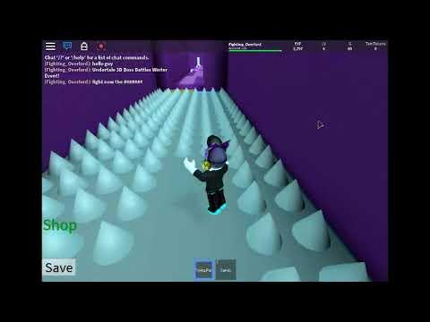 roblox undertale 3d boss battles i help my friend to get