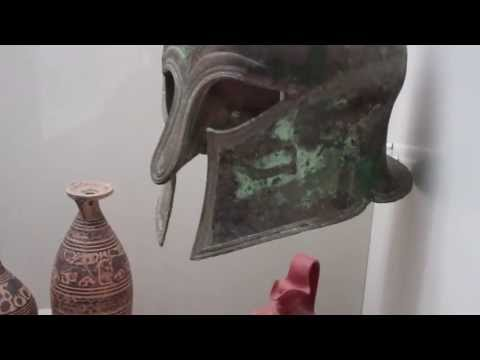 National Museum of Antiquities Leiden & Allard Pierson Amsterdam Ancient Greek Hoplite