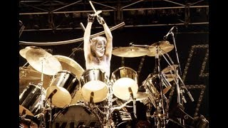 Kiss - Peter Criss - Tossin