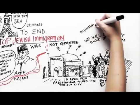 La storia del conflitto tra Israele e Palestina in 12 minuti