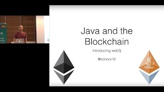 Java and the Blockchain