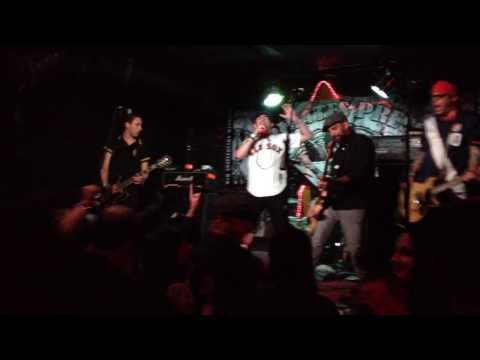Street Dogs - live at the Pirates Press 9th Anniversary at Bottom of ...