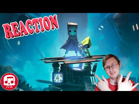 """LITTLE NIGHTMARES 2 RAP by JT Music - """"Nightmares Never End"""" 