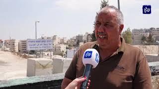 محمد أبو الحمص.. مبعد عن العيسوية يرابط عند أقرب نقطة لها (15/9/2019)