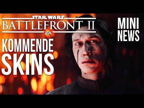 Star Wars Battlefront 2 - Kommende Skins, Menüeinstellungen und Ewok Jagd! | NEWS