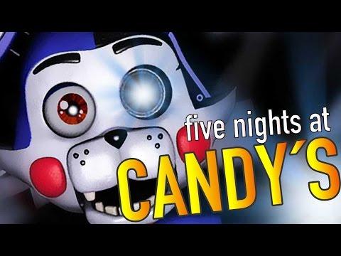 ¡AQUI VAMOS!   Five Nights At Candy's 2 - JuegaGerman