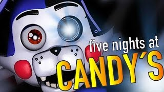¡AQUI VAMOS! | Five Nights At Candy's 2 - JuegaGerman