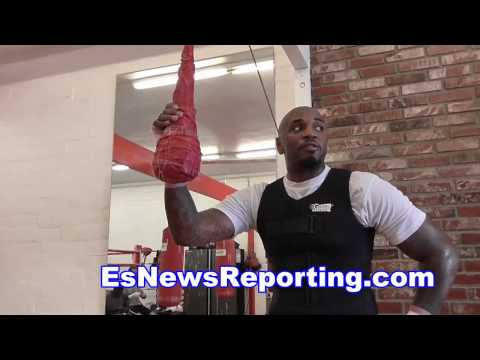 next time andre berto walks into ring it will be artistic - EsNews boxing