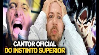 REVELADO O CANTOR DA ULTIMATE BATTLE O RICARDO CRUZ | DRAGON BALL SUPER